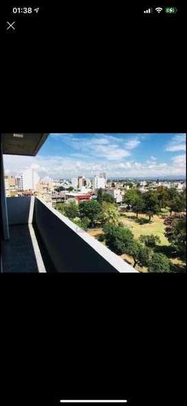 ALQUILO 2 DORM/ CON VISTA A LAS SIERRAS,A METROS DEL CENTRO! Depa en piso completo/ impecable.