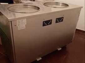 Máquina de helado tailandés