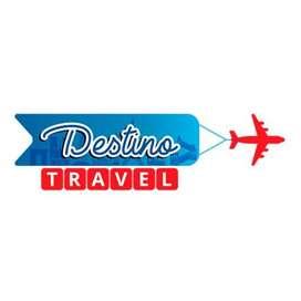 Agencia de viajes, solicita telemercaderistas.