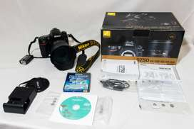 Nikon D750 + 24-120mm F4 ED VR