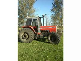 Tractor Massey Ferguson 1660 DT.