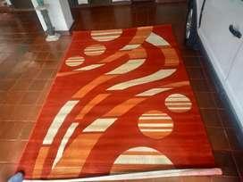 Hermosa alfombra