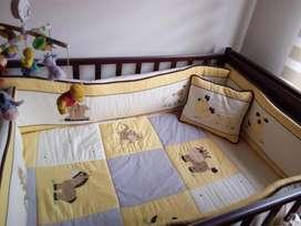 Hermoso juego de lencería bebé