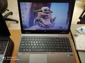 Rematamos portátiles HP 15.6 pulgadas AMD A4 4gb 500gb dvd wifi USB garantía como nuevos