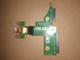 Placa Sata + Cable Flex Asus X441nc O Similares Original