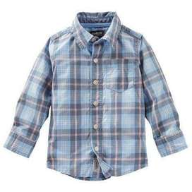 camisa niño 2 años liquidación