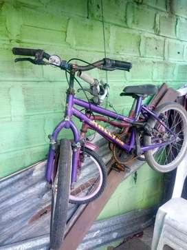 Permuto por bici de dama o cama cucheta