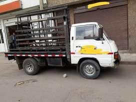 Camioneta planchon kia ceres