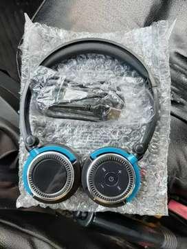 Audífonos A bluetooth