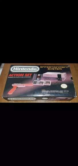 Nintendo Original como Nuevo, RETRO 1989, Oferta Aprovecha oportunidad!! Es el momento de tenerlo