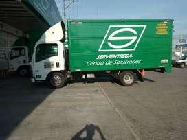 Vendo a toda prueva camion nmr chevrolet