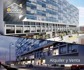 Gran Oportunidad de inversion- Venta o Alquiler de Oficinas en Edif. Vucetich