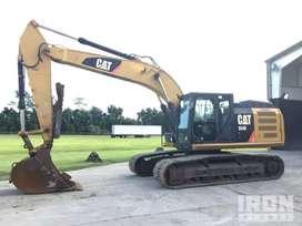 Excavadora CAT 324EL  320EL Importadas