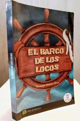 Libro El Barco De Los Locos