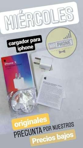 Cargador Original iPhone
