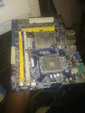 Vendo Board Foxconn g31mv-k 775