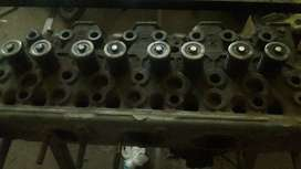 Tapa de cilindros Mitsubishi canter