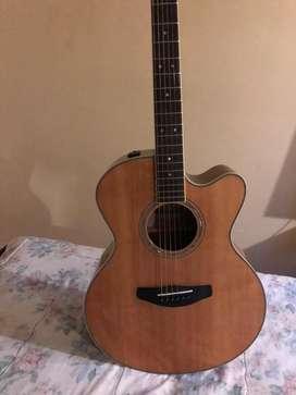 guitarra yamaha CPX500 III