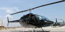 servicios aéreos de aviones y de helicópteros en colombia