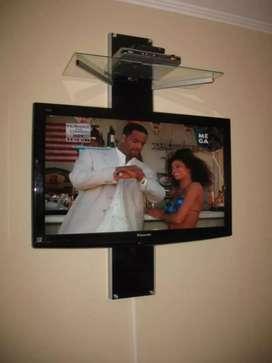Instalación de televisores y proyectores video beam