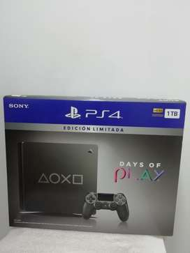 Playstation 4 Edición Limitada