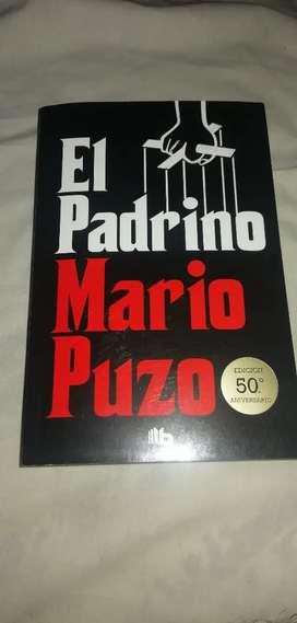 Libro el Padrino (Mario Puzo) edición 50 aniversario