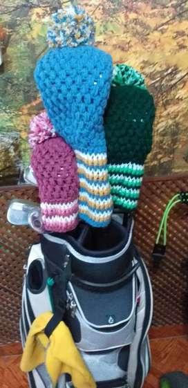 Funda para palos de golf X 3