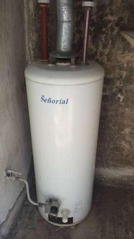 TERMOTANQUE A GAS DE 95 LITROS