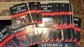 Tango: Revistas de Coleccion Letras de Tango.