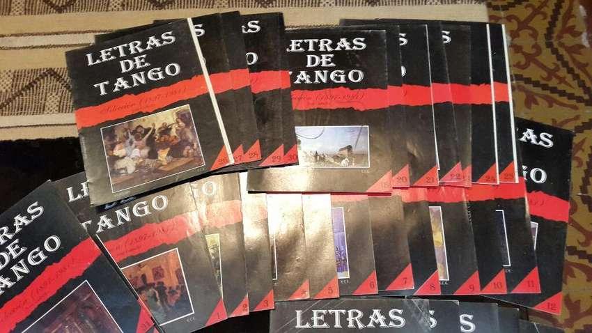 Tango: Revistas de Coleccion Letras de Tango. 0