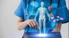 Curso de Inglés para medicos, enfermeras o personas en la industria de la salud.