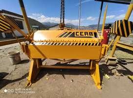 Dobladora de tool de 2.45 Mtr cap 2m.m con garantía y transporte gratis a cualquier ciudad.
