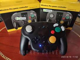 Control pro wireless  para Nintendo Switch y PC