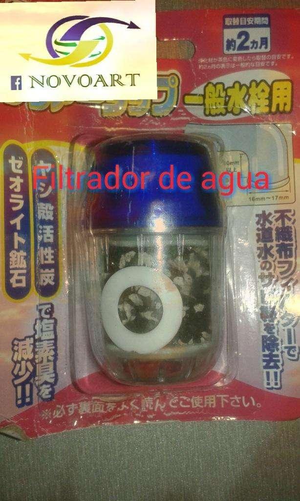 Filtro de Agua Purificador 0