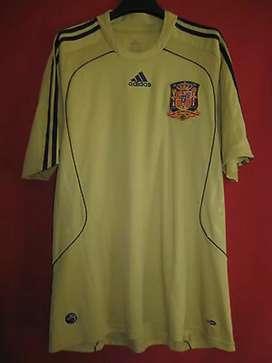 Camiseta España 2009