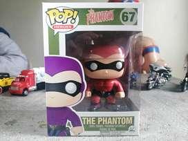 Funko Pop! El Fantasma de 1936 (The Phantom) (N 67)