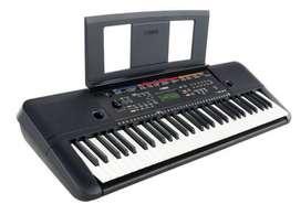 Organeta Yamaha PSR-E263 como nueva, precio negociable!