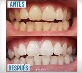 Coco carbón activado zona sur blanqueador dental