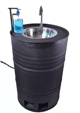 lavamanos industrial desinfectante  portátil