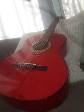 Guitarra criolla como nueva