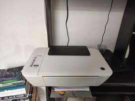 Impresora multifuncional hp de cartucho