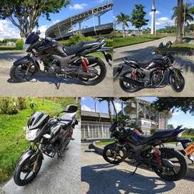 Hero Thriller 150cc, mod 2017, 20000km, Soat y tecnicomecanica al día