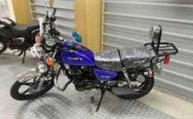 Moto tundra 150 nueva kl. 0