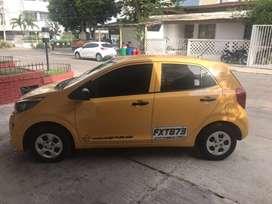 Taxi kia ekotaxi, modelo 2020
