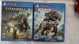 Titanfall 2 y gost rencor BREANPOINT