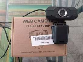 Camara Web Full HD 1080p