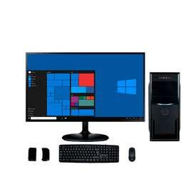Computadora Escritorio Pc Armada - 8 Nucleos + Radeon + 8gb