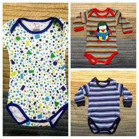 3 Body. Bebés de 6 a 9 meses. Grisino, Mimo y Armando Lío