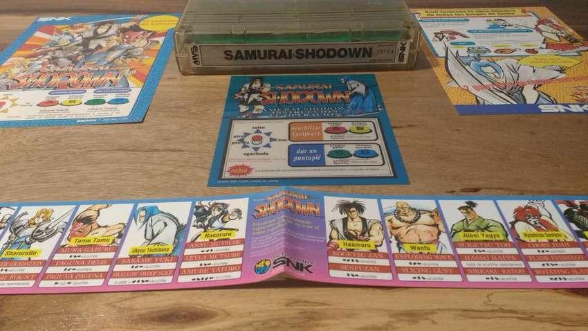 Cartuchos Arcade Neo Geo 0