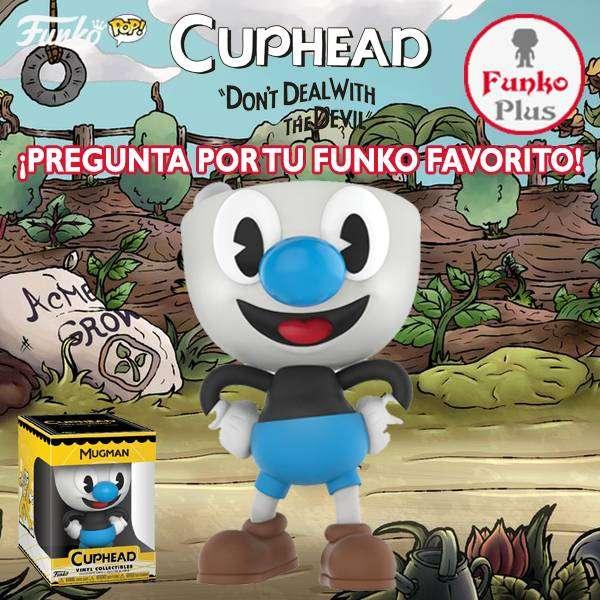 Funko  Cuphead Mugman 0